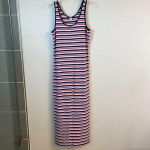 Old Navy | Striped Maxi Dress